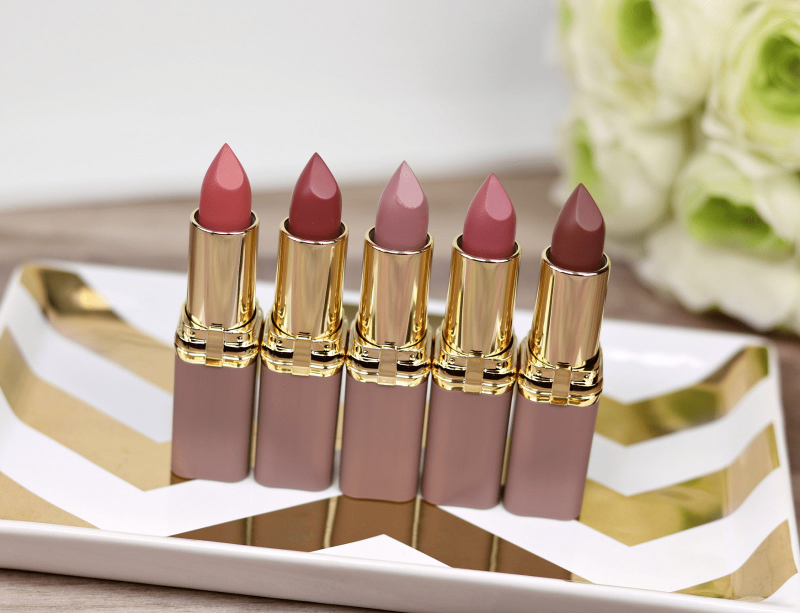 Nude Matte Lipstick   How to Apply Nude Lipstick- Step by
