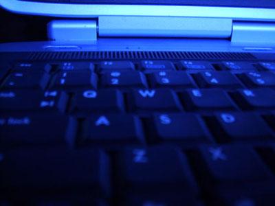 Keyboard Illuminated