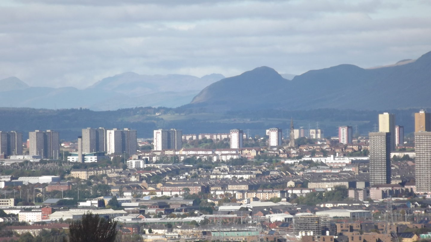 North Glasgow skyline | CC | Happy Scot | https://flic.kr/p/dhtkGz