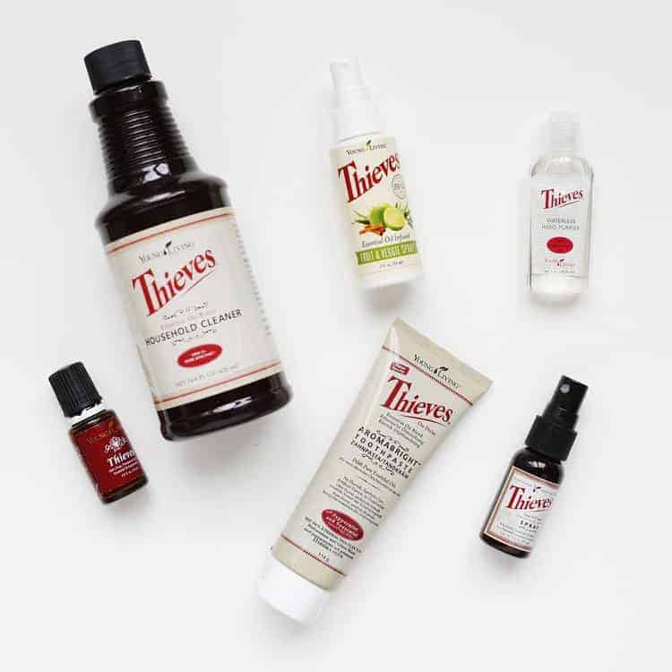 Top Young Living Products, Other Than Oils