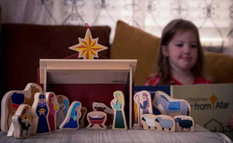 Christian Alternative to Elf on the Shelf; Star from Afar