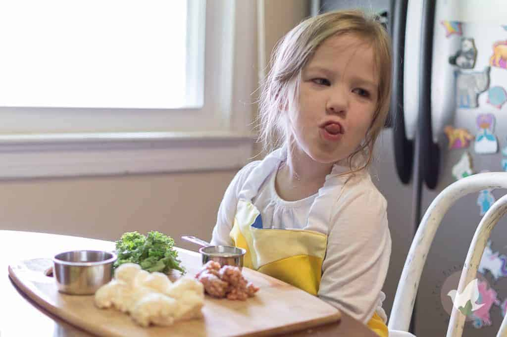 4 Reasons you should incorporate cooking in your homeschool curriculum: The Fervent Mama - Kids will learn more about food, serving others, patience, and pride. This is why you should incorporate cooking in your homeschool curriculum.