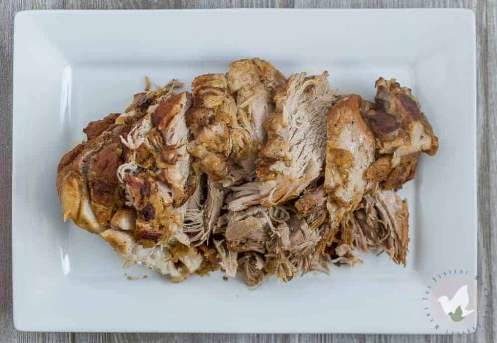 The most tender pressure cooker pork roast: The Fervent Mama- Any person in their right mind wants the yumminess that comes from the most tender pressure cooker pork roast. If you haven't tried this yet, you're totally missing out.