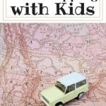 We've done our fair share of traveling with kids over the years and while I've still got a lot to learn, we've definitely mastered a few things- like how to save money, and time, when road tripping with kids.