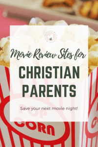 8 Movie Review Sites for Christian Parents: The Fervent Mama - You don't have to worry if the movie stands up to your convictions- these movie review sites for Christian parents will save your next family movie night! #moviereviews #ChristianMovies