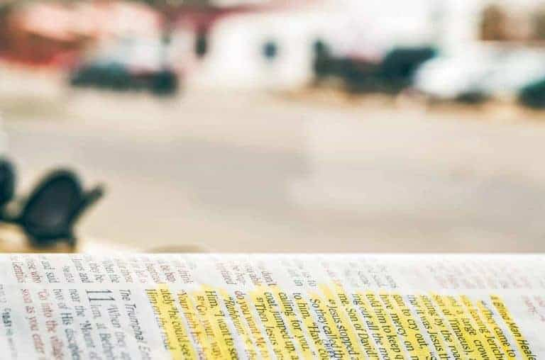 Tips for Memorizing Scripture for Adults