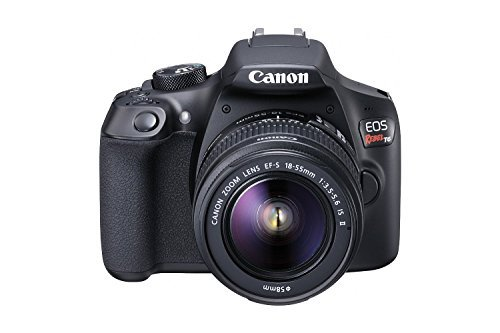 Canon EOS Rebel T6 Digital SLR Camera Kit with EF-S