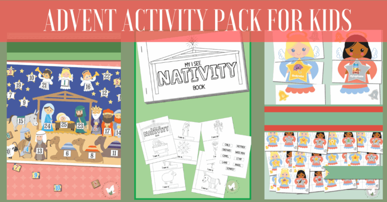 Advent Activities that Incorporate Learning with Christmas
