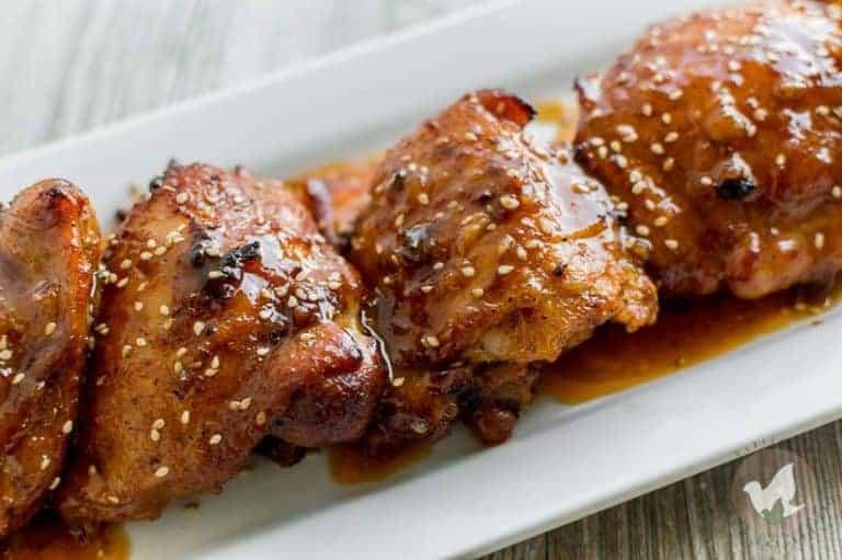Yummy Instant Pot Sticky Chicken