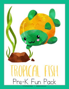 Explore the Wonders of Wildlife with this Tropical Fish Workbook! - The Fervent Mama: We visited Bass Pro's new Wonders of Wildlife in Missouri, and it did not disappoint. The visit inspired this NEW Tropical Fish Workbook! Gearing up for a visit to the beach or aquarium? Check it out! #tropicalfish #homeschoolworkbook #homeschoolprintable