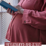 """Walking with Jesus After a New Baby - The Fervent Mama: 99% of the time """"quiet time"""" with Jesus isn't what we thought it would be. So where does that leave us? We want to fill up on Jesus to pour out onto our kids, but how, when motherhood demands so much?"""