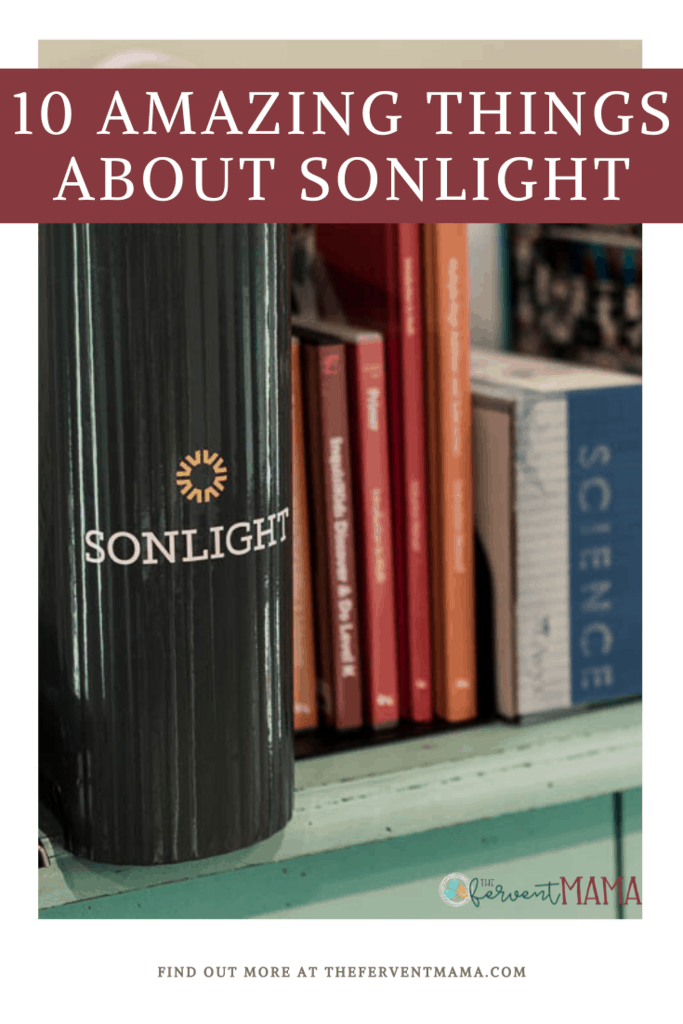 10 Amazing Things About Sonlight Homeschooling Curriculum: The Fervent Mama - So far, I haven't found another curriculum that my children love as much as this one. They are constantly asking, begging, to do school, read more books, complete all the projects, and finish more copywork.Homeschooling with Sonlight has been a dream come true for us, and I really believe that it doesn't get the credit that it deserves and I want you to fully understand why we love it so much. #homeschooling