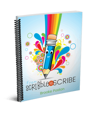 From Scribble to Scribe Handwriting Curriculum