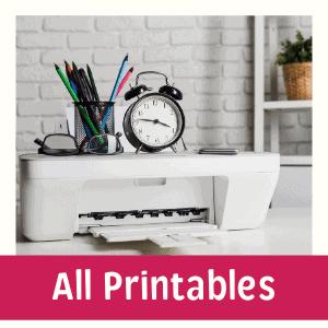 All Printables