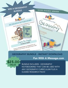 Geography Bundle images from Fun With a Message