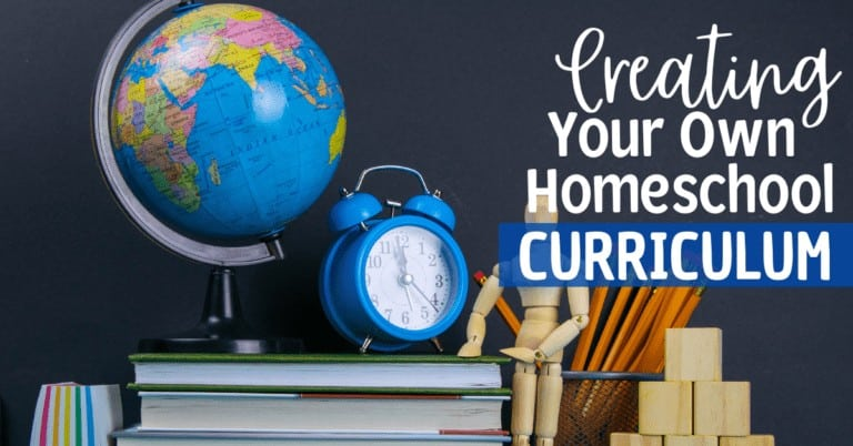 Tips for Piecing Together Homeschool Curriculum