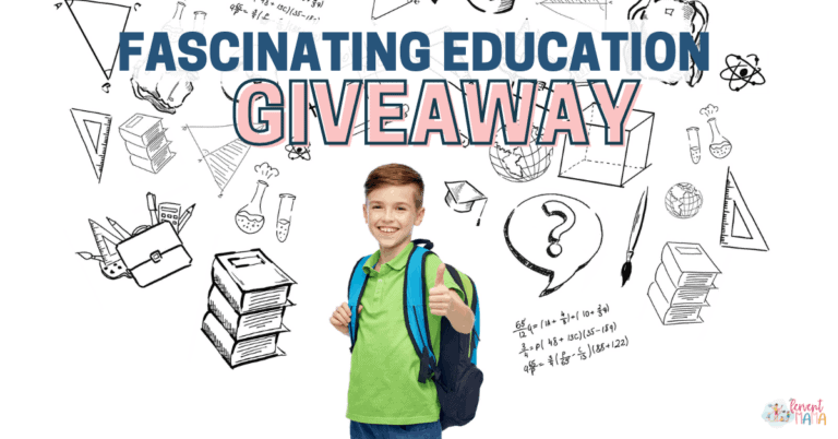 Fascinating Education Science Curriculum Giveaway 9 value!)