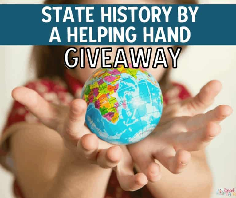 State History by a Helping Hand Giveaway