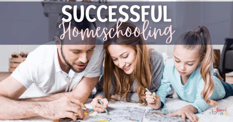 10 Tips to Be A Successful Homeschooler from the Start