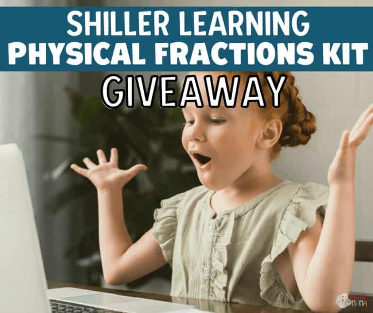 (ENDED) Fractions Kit GIVEAWAY – Shiller Learning