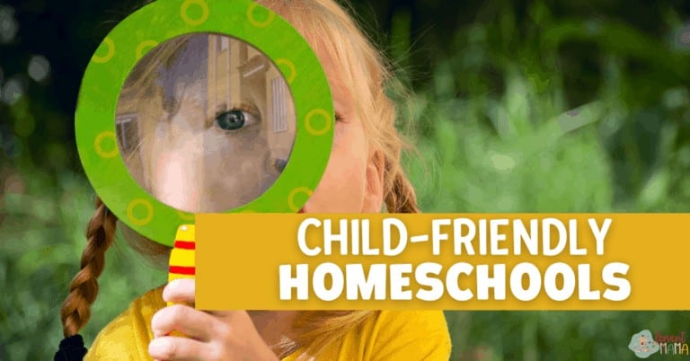 Creating a Learning Conducive, Child-Friendly Homeschool Atmosphere
