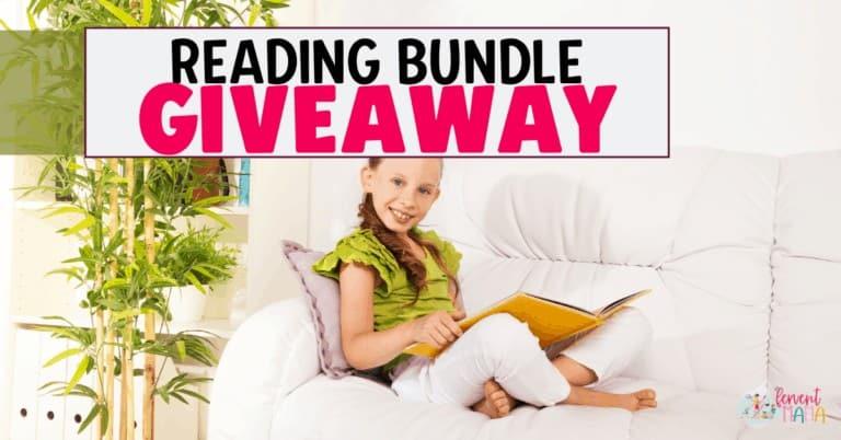 (ENDED) Reading Bundle Set Giveaway – Kirkwood Education