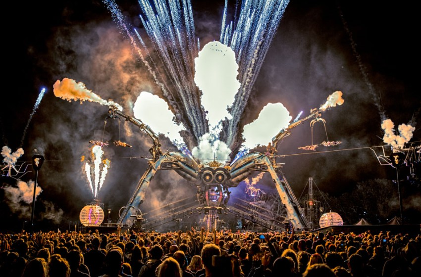 London will be the only place to see the Arcadia spider in 2019