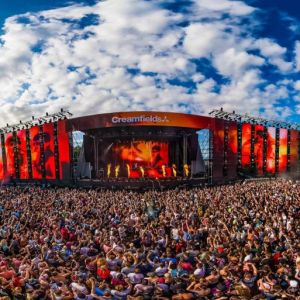 Free Creamfields tickets available volunteering with FESTAFF