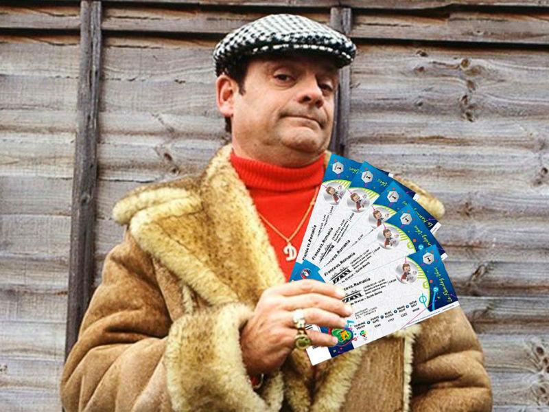 Bitcoin Tickets