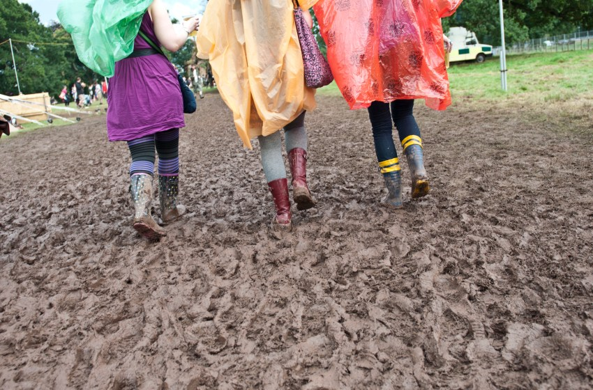 Some of the best festival wellies for 2020