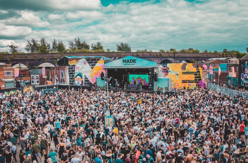 Birmingham's MADE Festival to offer on-site drug testing with The Loop