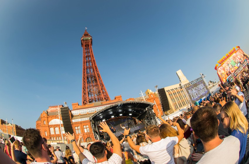 Blackpool Festival set for return in 2019