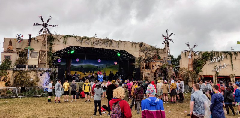 Windmill Stage Boomtown 2018