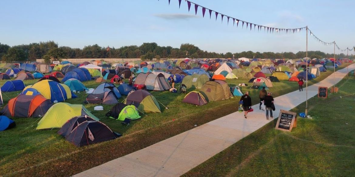 Download Festival Family Camping