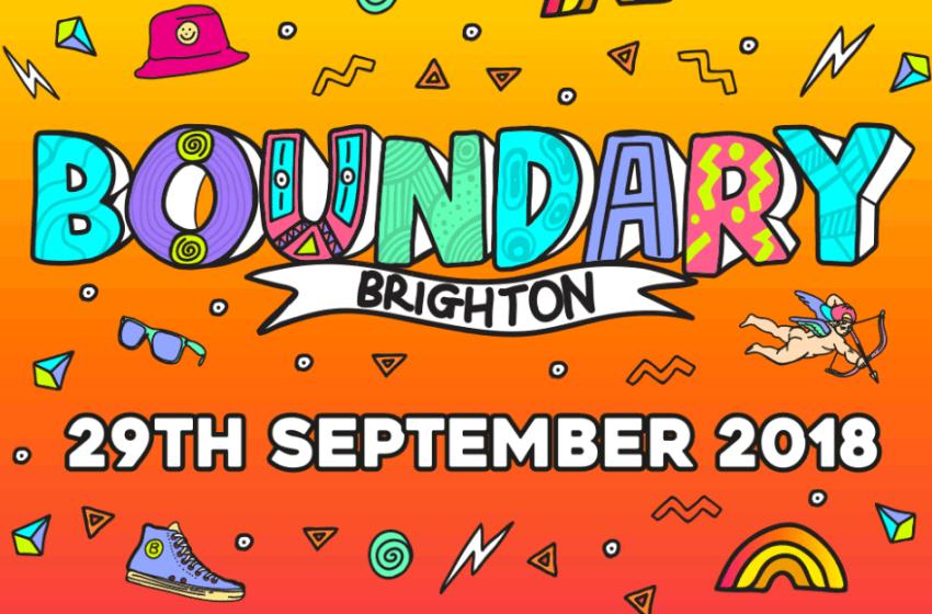 Go Bananas at Brighton's Boundary Festival