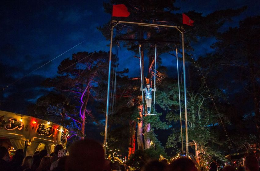 Camp Bestival could offer a full 7 days camping