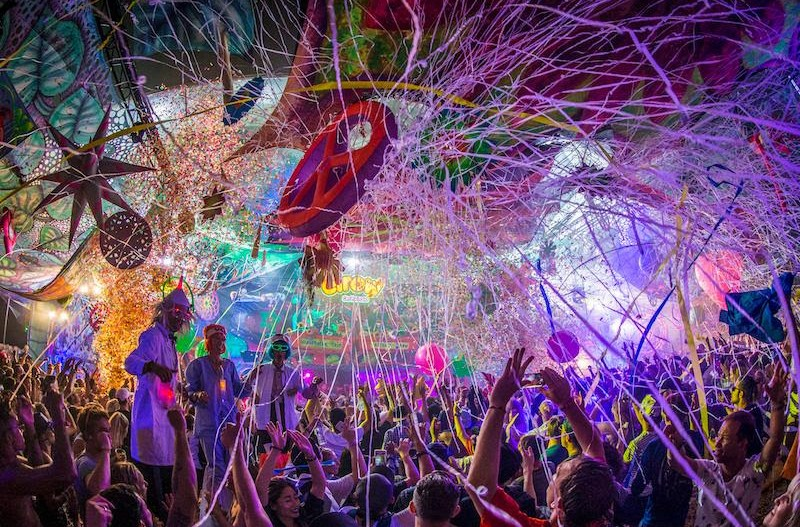 Elrow's 'Psychrowdelic Trip' is coming to The Warehouse Project