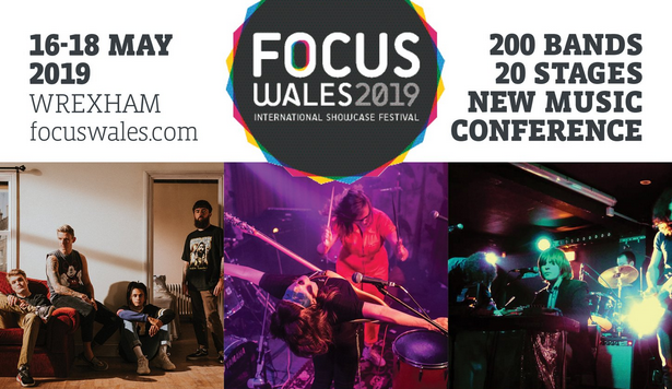 Neck Deep & Skindred to feature at Wrexham's FOCUS Wales 2019
