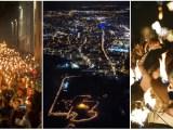 Edinburgh Hogmanay Torchlit Procession