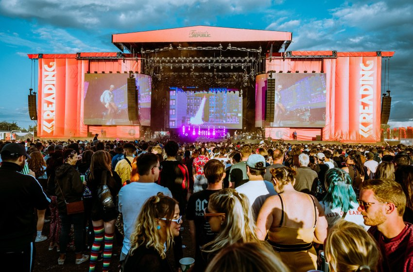 Reading Festival has completely sold out