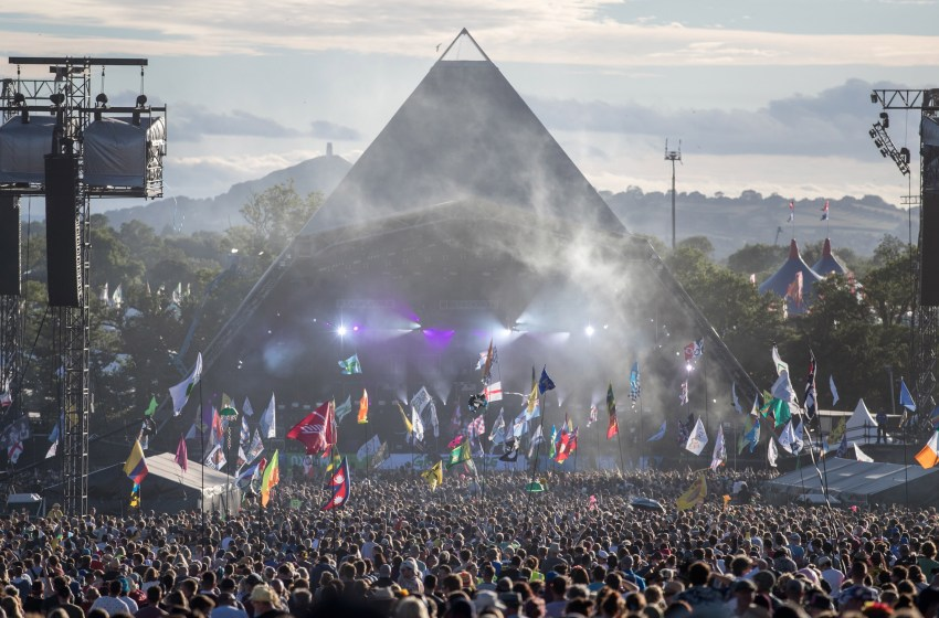 Win a slot on the Glastonbury line-up in emerging talent competition