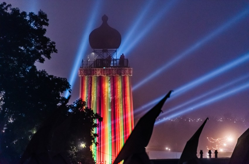 Glastonbury reveal new 'mind-blowing' areas for 2019