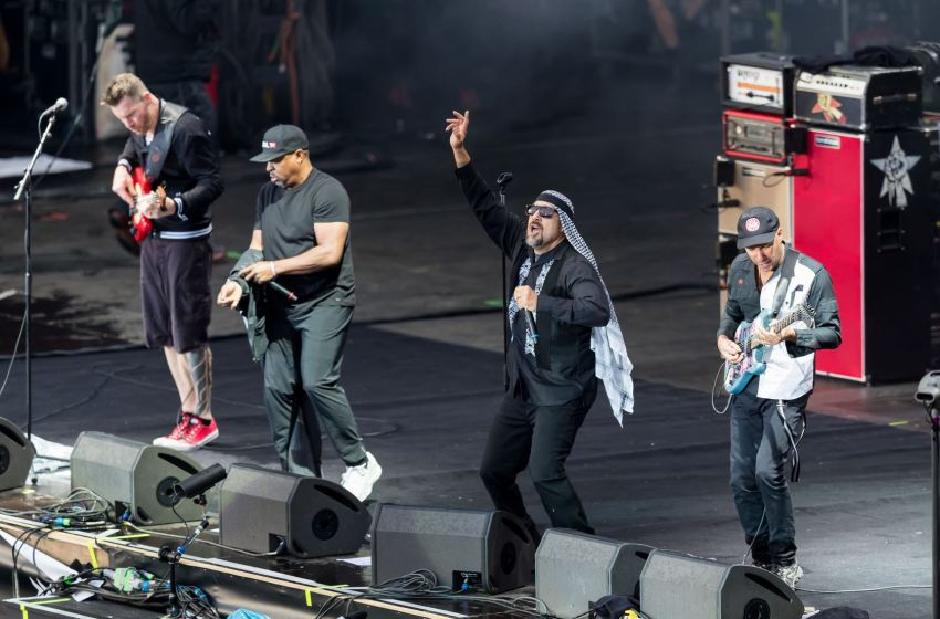Prophets of Rage, Lauryn Hill and The Streets to headline Boomtown Fair
