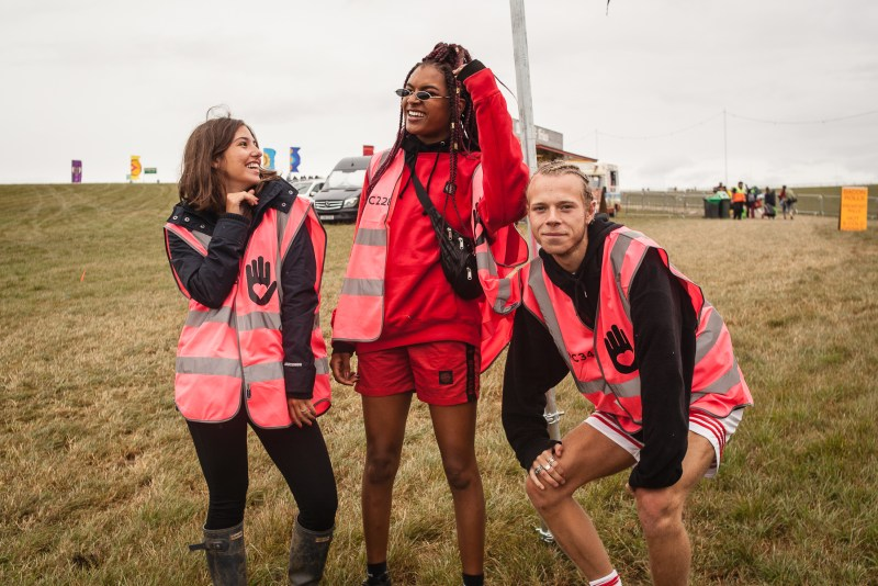 My Cause UK at Boomtown