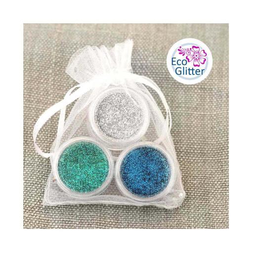 Etsy Biodegradable Glitter Trio pack