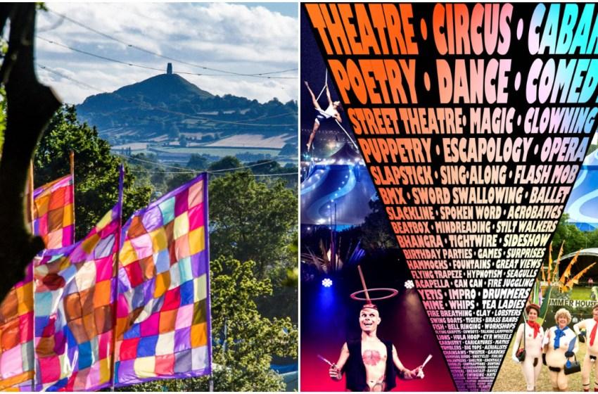 Glastonbury 2019: Theatre & Circus line-up features Nish Kumar and Jonathan Pie