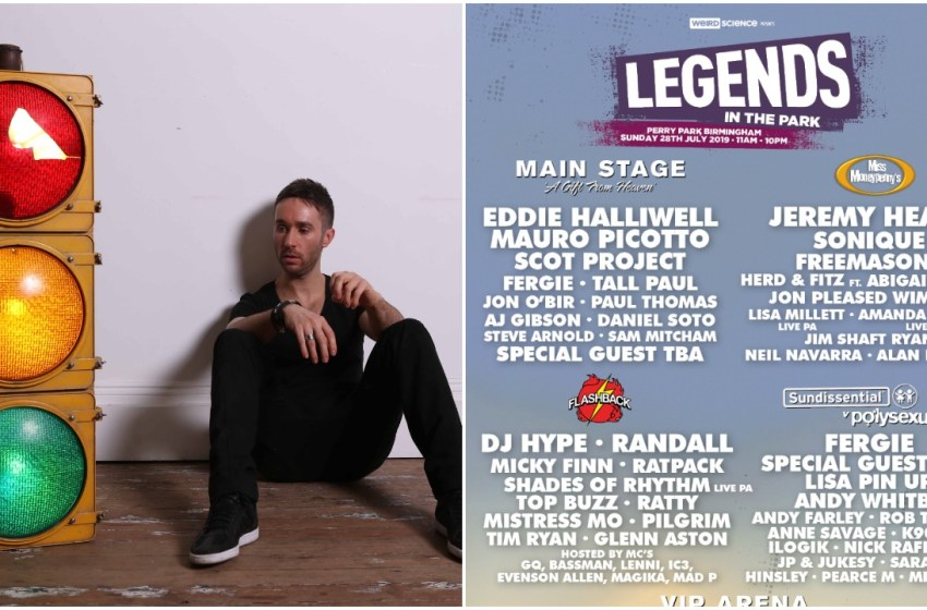 Legends in the Park announces debut summer event