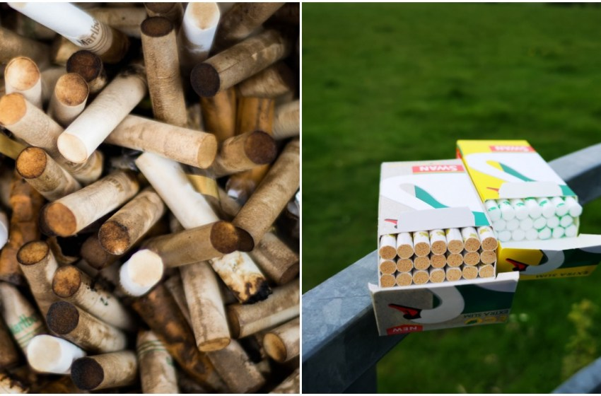 Cigarette filters are single-use plastic. Why haven't you switched to biodegradable?