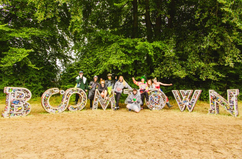 Boomtown: Zero-waste Eco Campsite to replace DSTRKT 5 camping
