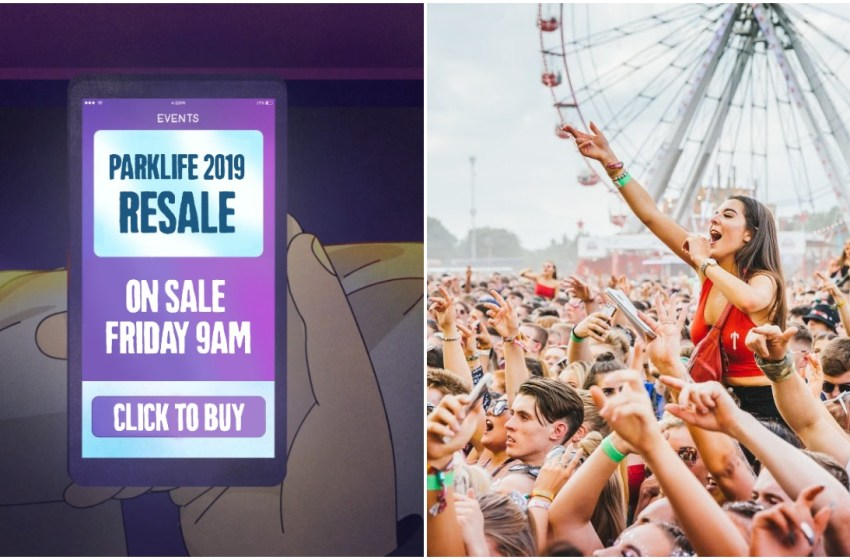 Parklife announce ticket resale to combat fraud